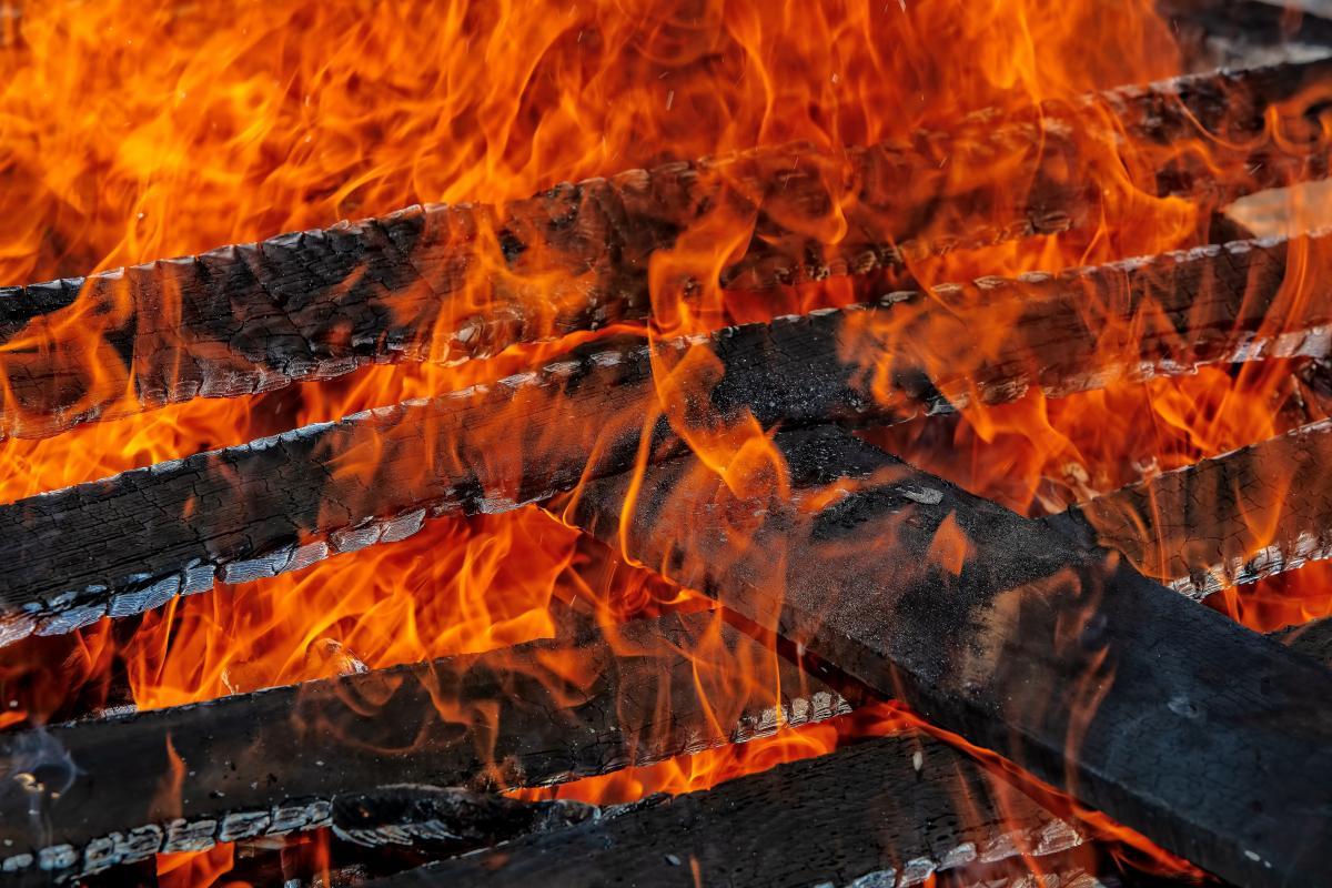 Blaze Heat Fire