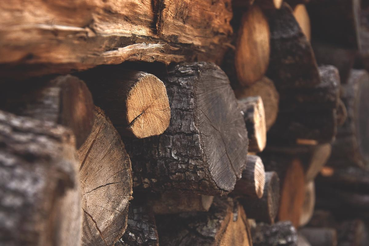 Brown Firewood #33330