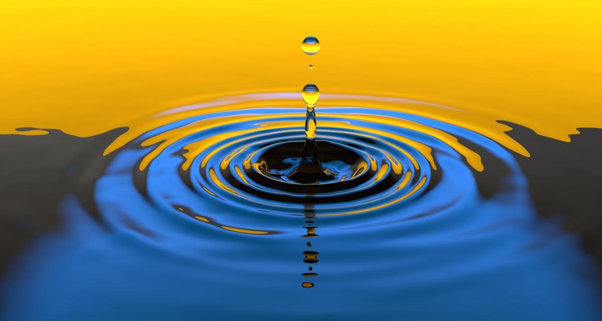 Water Drop #339614