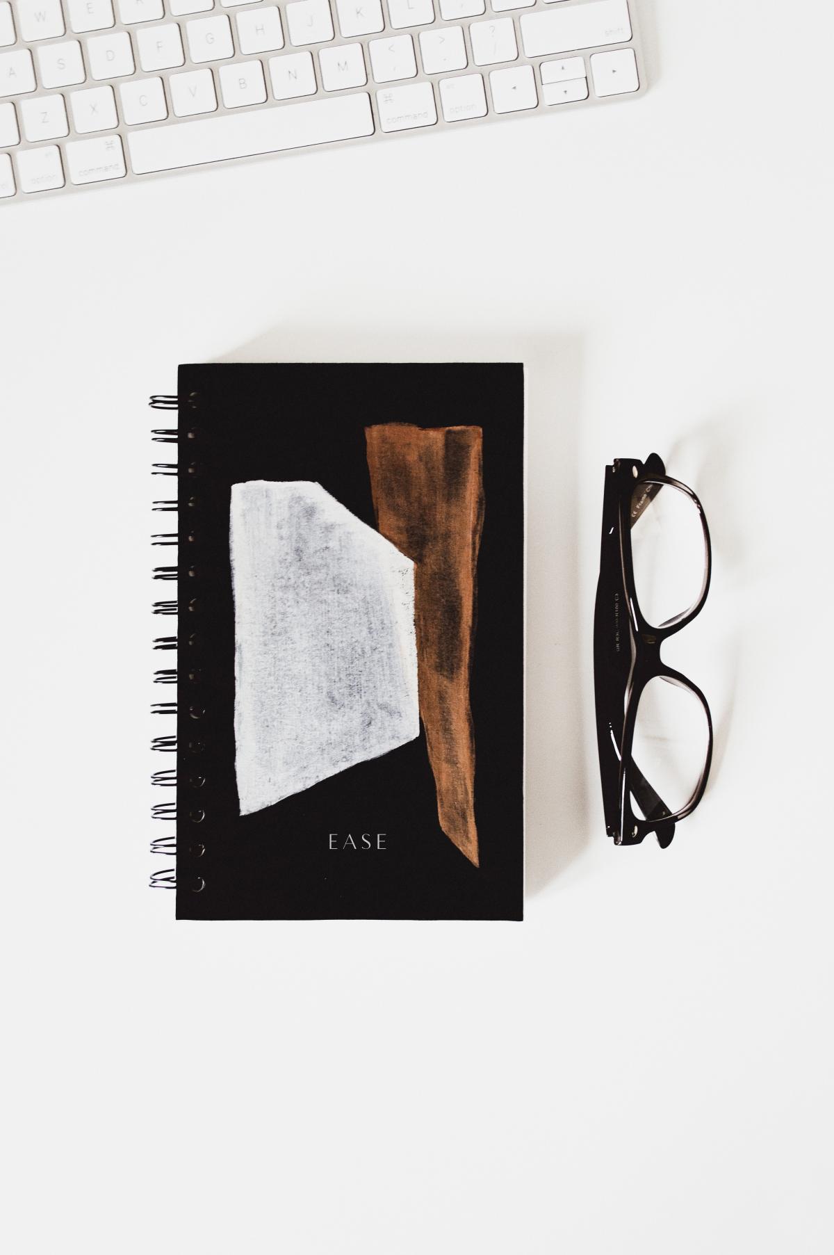 Notebook Blank Paper