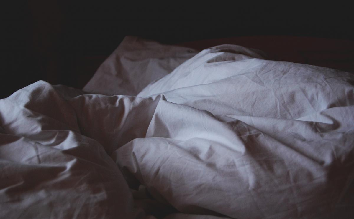Sheets duvet bedding white #34619