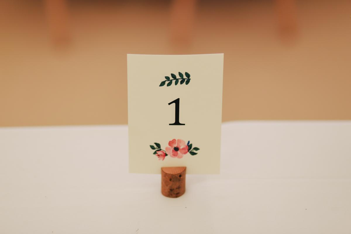 Paper Container Card