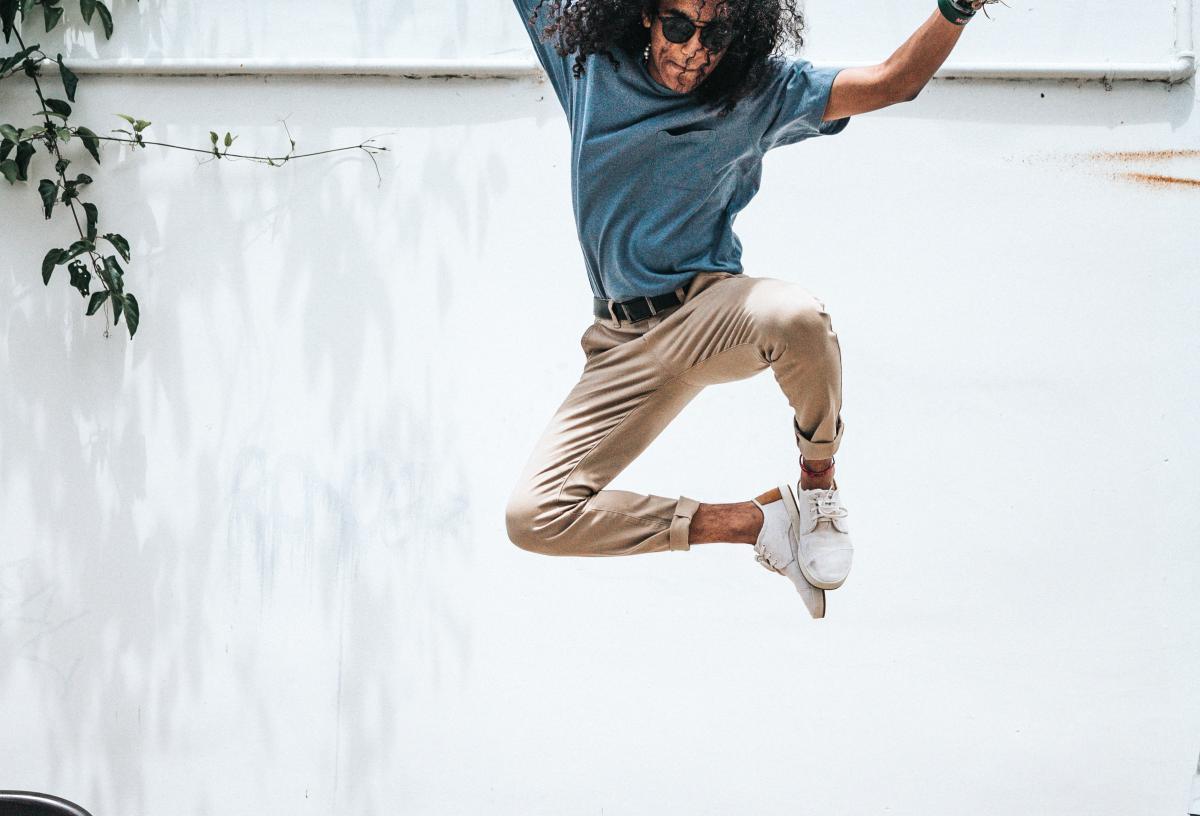 Skate Jumping Jump
