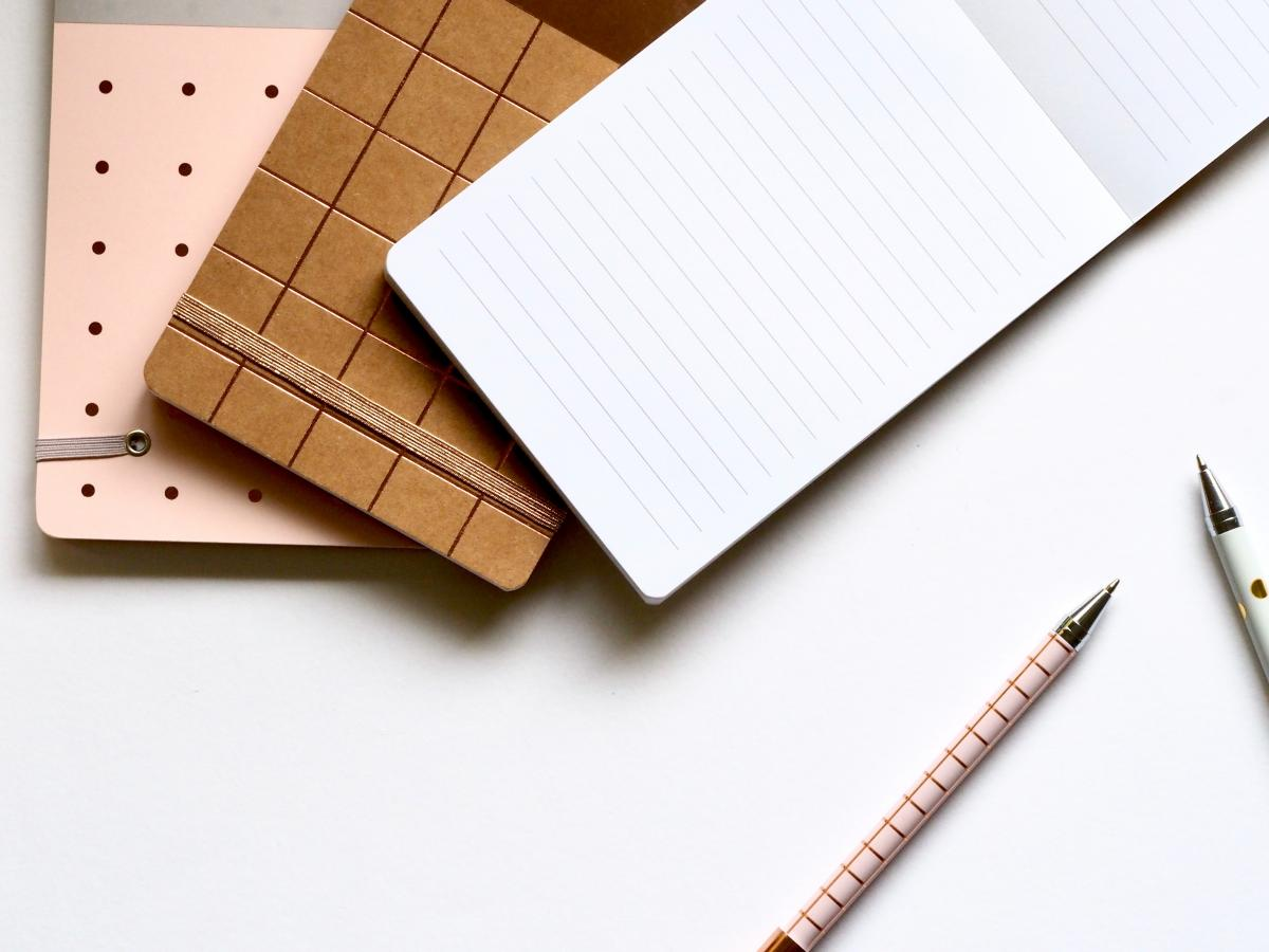 Notebook Paper Note