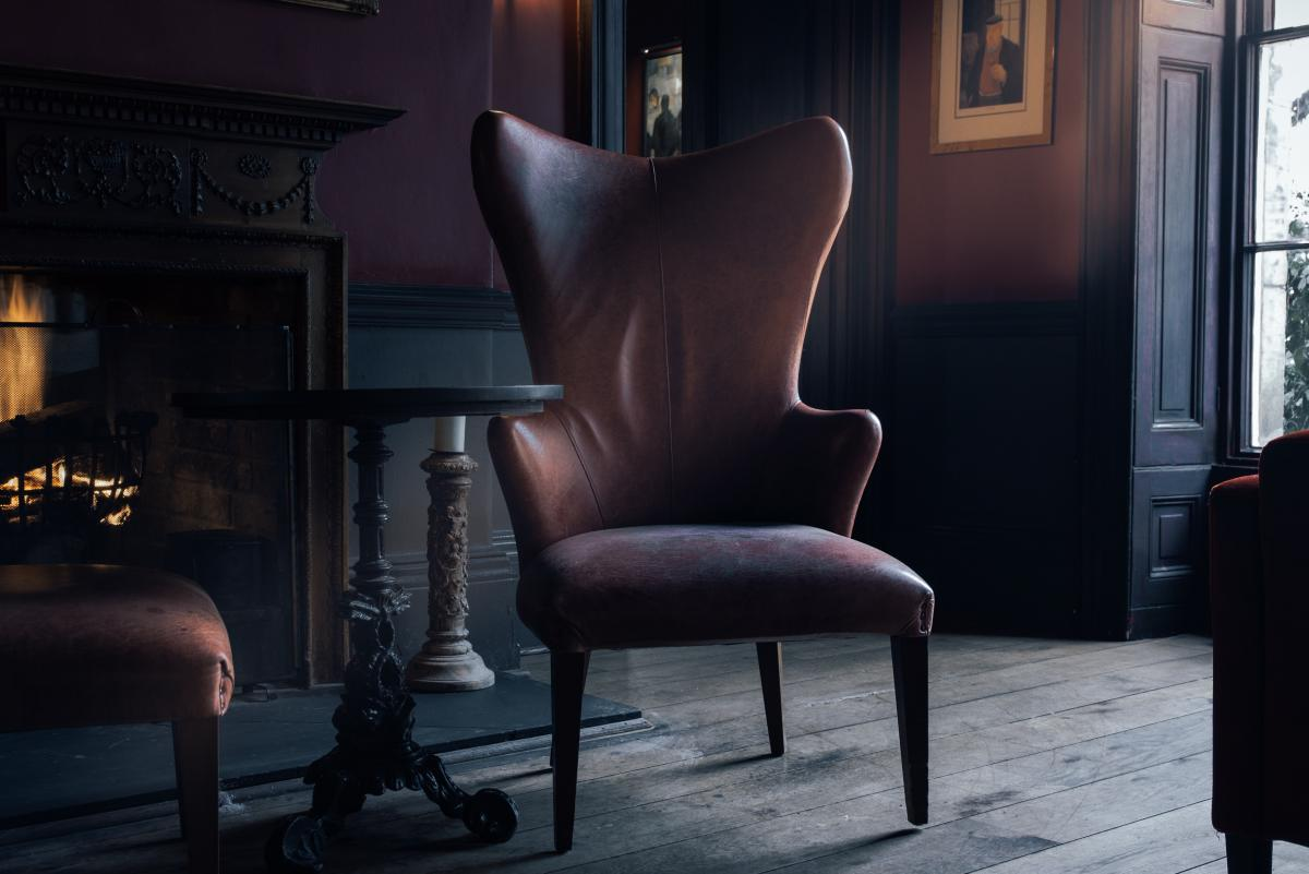 Armchair Furniture Interior #351893