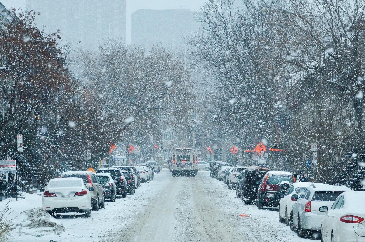 Snow Weather Winter #353370
