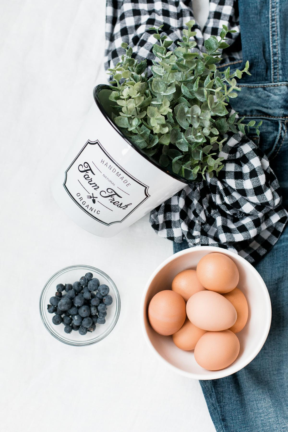Egg Food Eggs