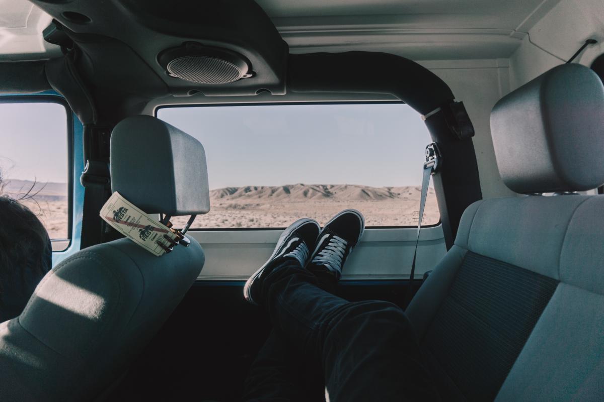 Headrest Support Car