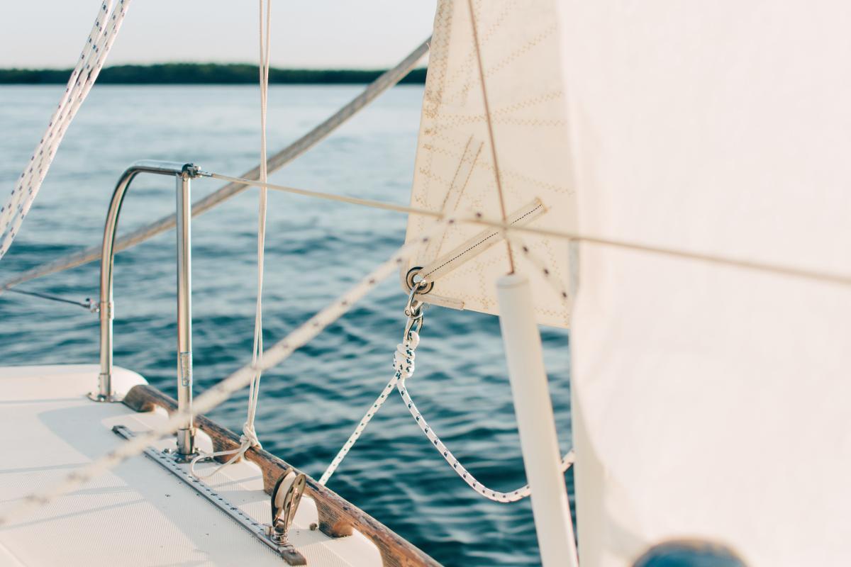 Yacht Boat Vessel