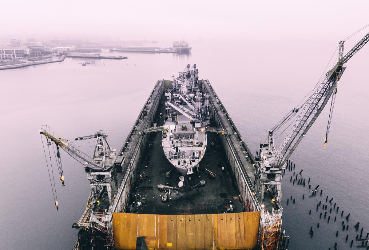 Shipping Ship Vessel