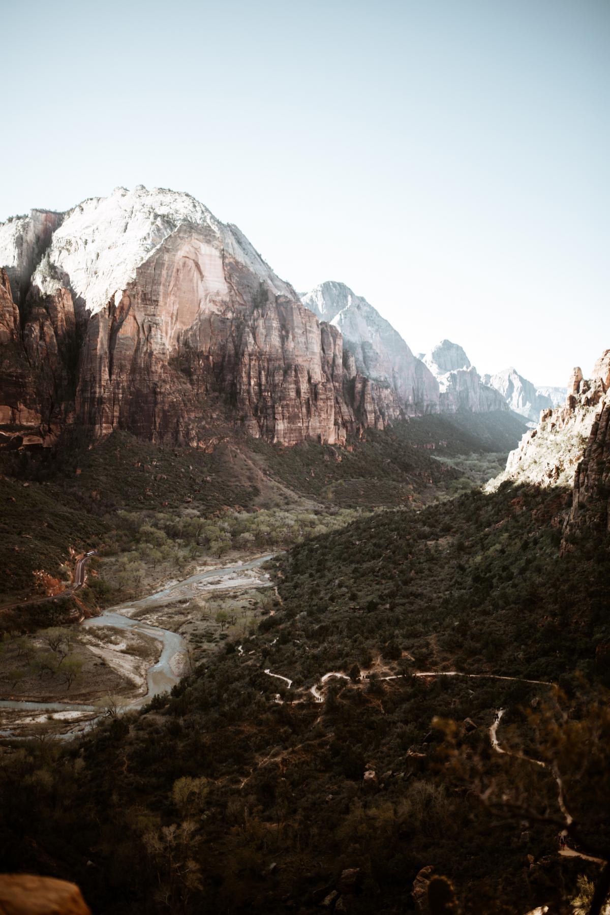 Mountain Landscape Range #375489