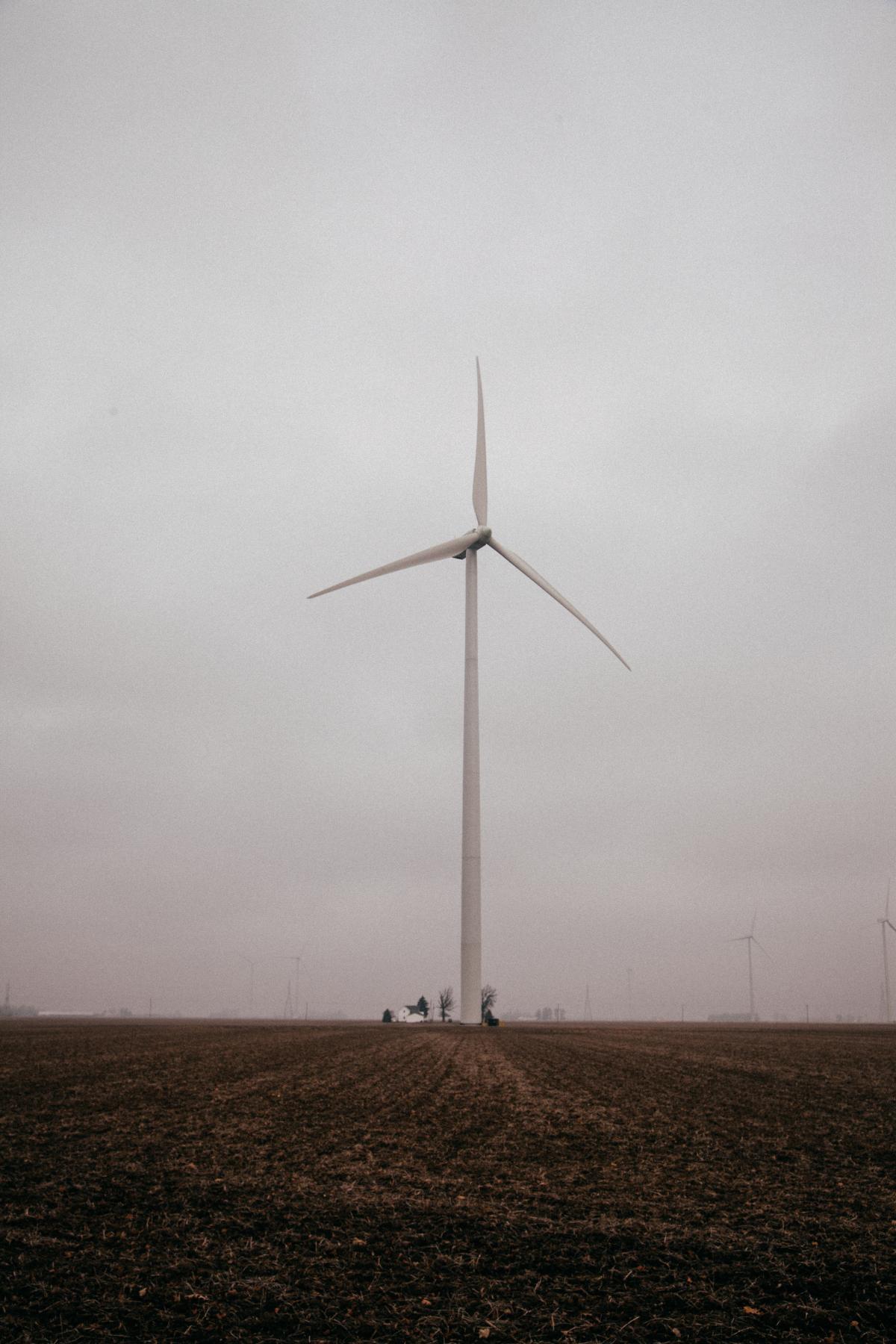 Turbine Wind Electricity #380368