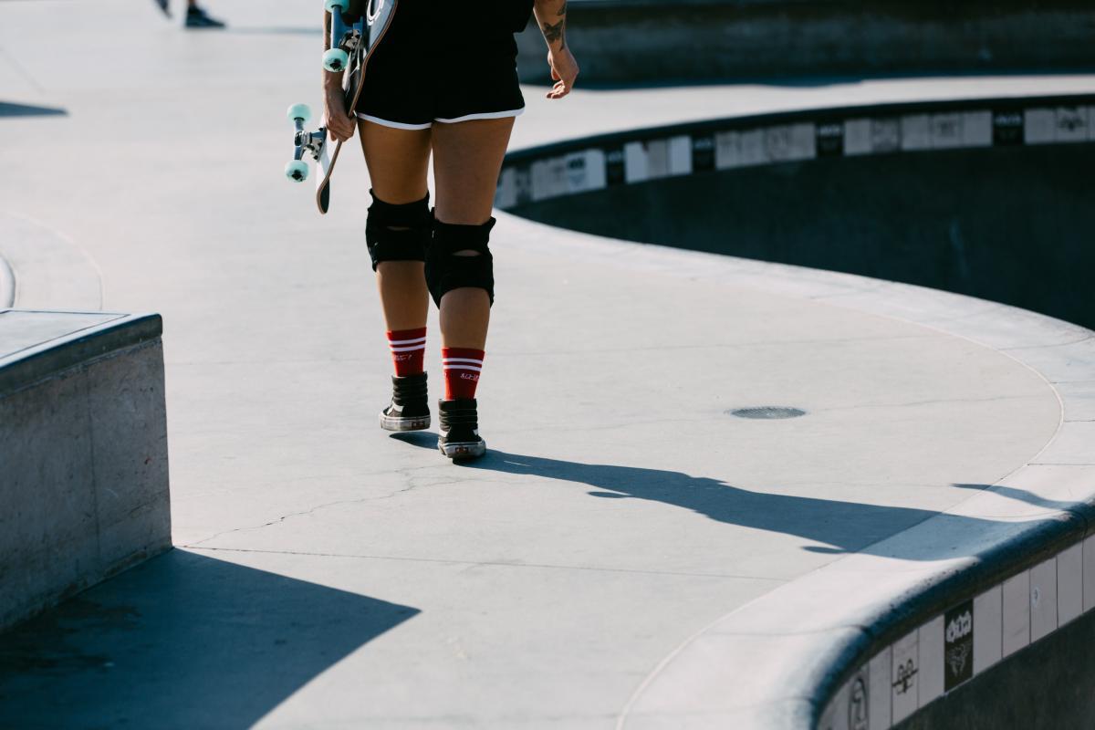 Sport Skate Action