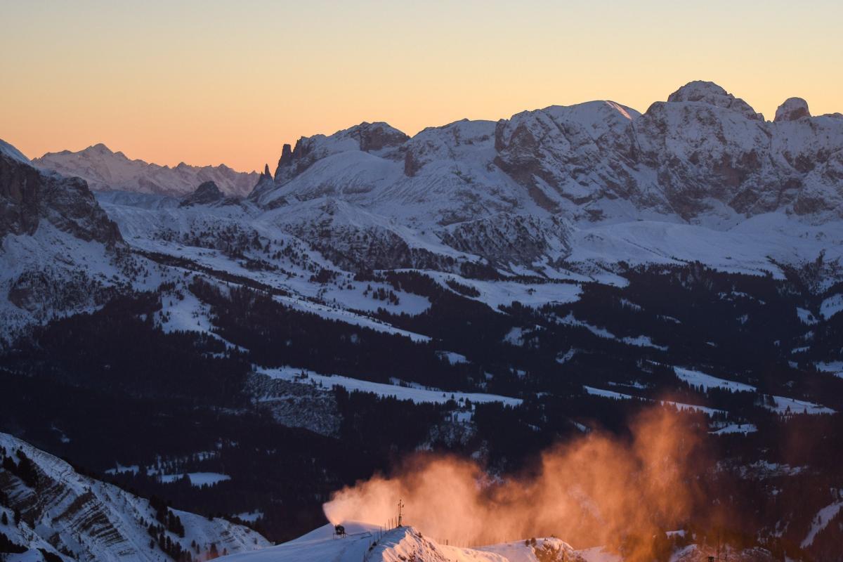 Mountain Snow Range #383459