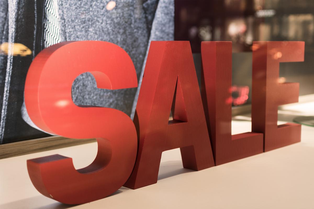 Shopping sale - free stock photo