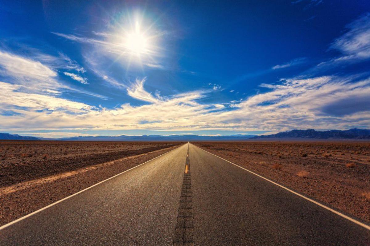 Desert Road Free Photo #401736