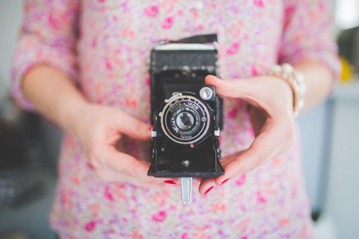 Old Analog Camera Free Photo #403852