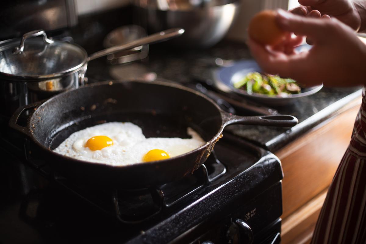 Frying pan Pan Cooking utensil #405737