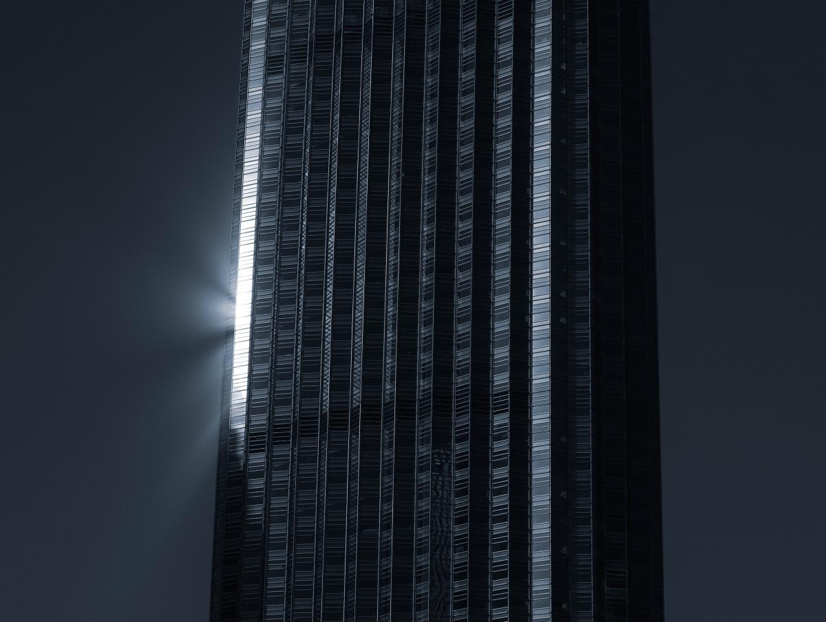 Skyscraper City Architecture #406629