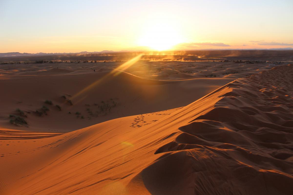 Sand Dunes Sahara #409317