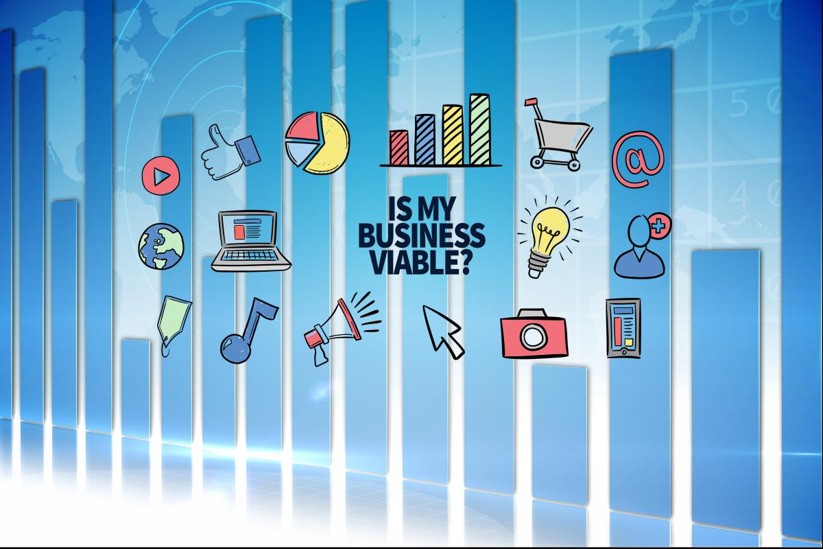 Business viability graphic #412030