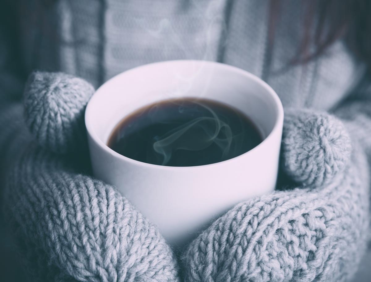 Warm Coffee Winter Hot #416235