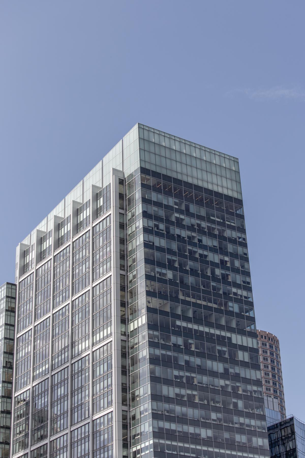 Skyscraper Office Architecture