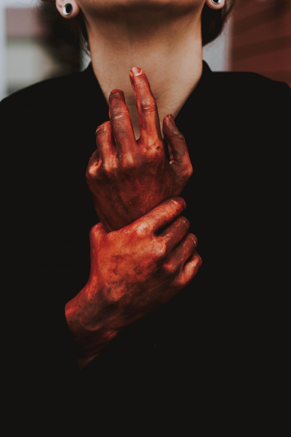 Hand Body Skin