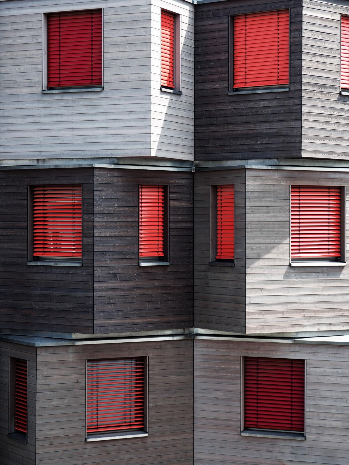 Building Architecture Barbershop