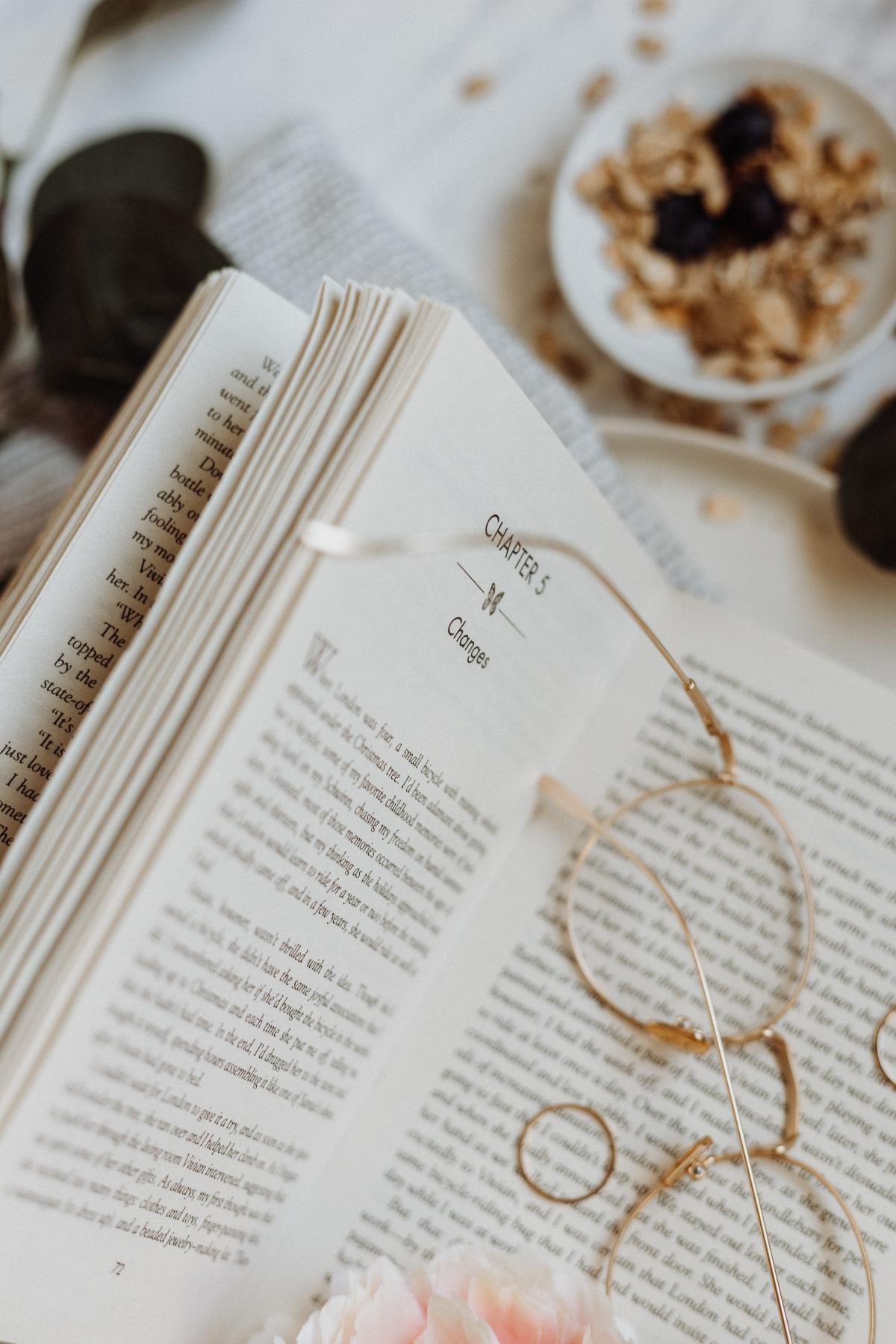 Book Bookmark Paper