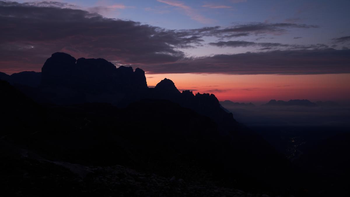 Canyon Valley Mountain