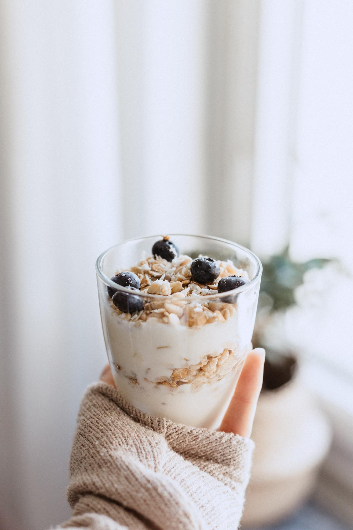Dessert Trifle Pudding