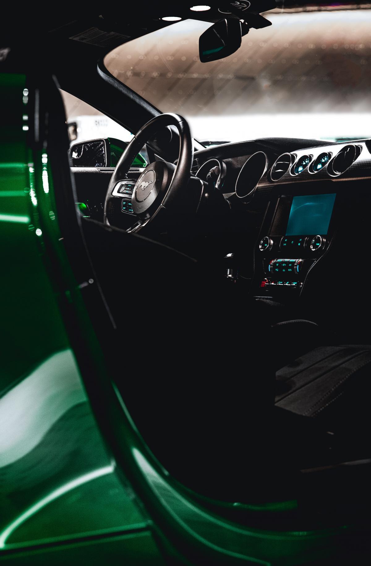 Cockpit Seat Car
