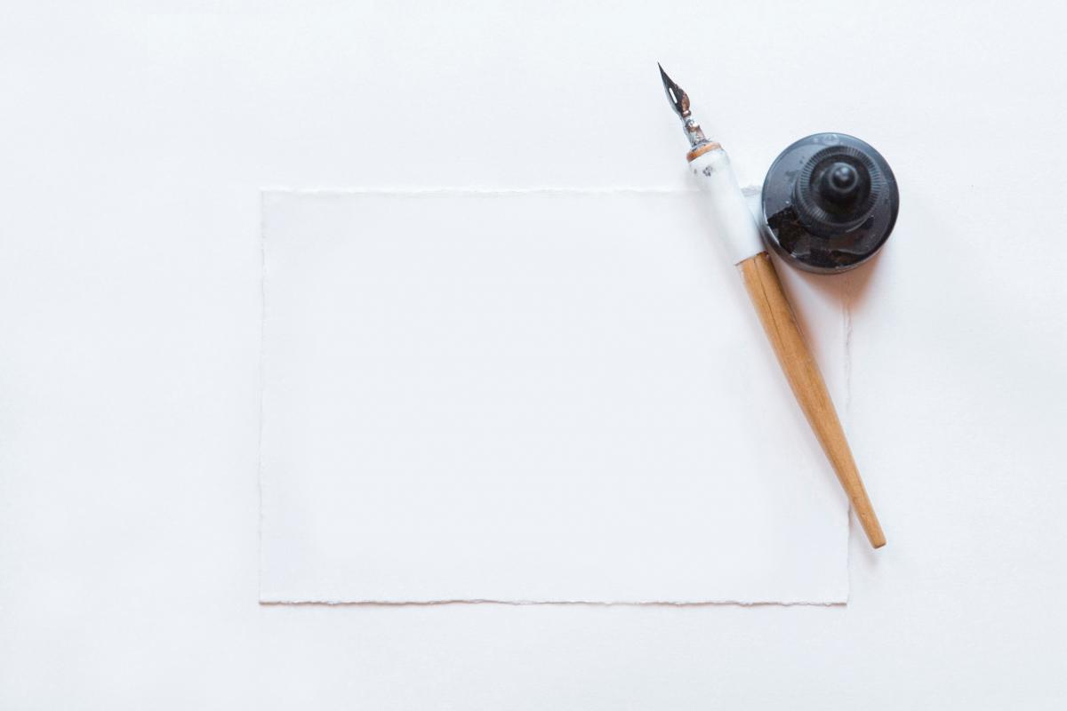 Wax Pen Quill