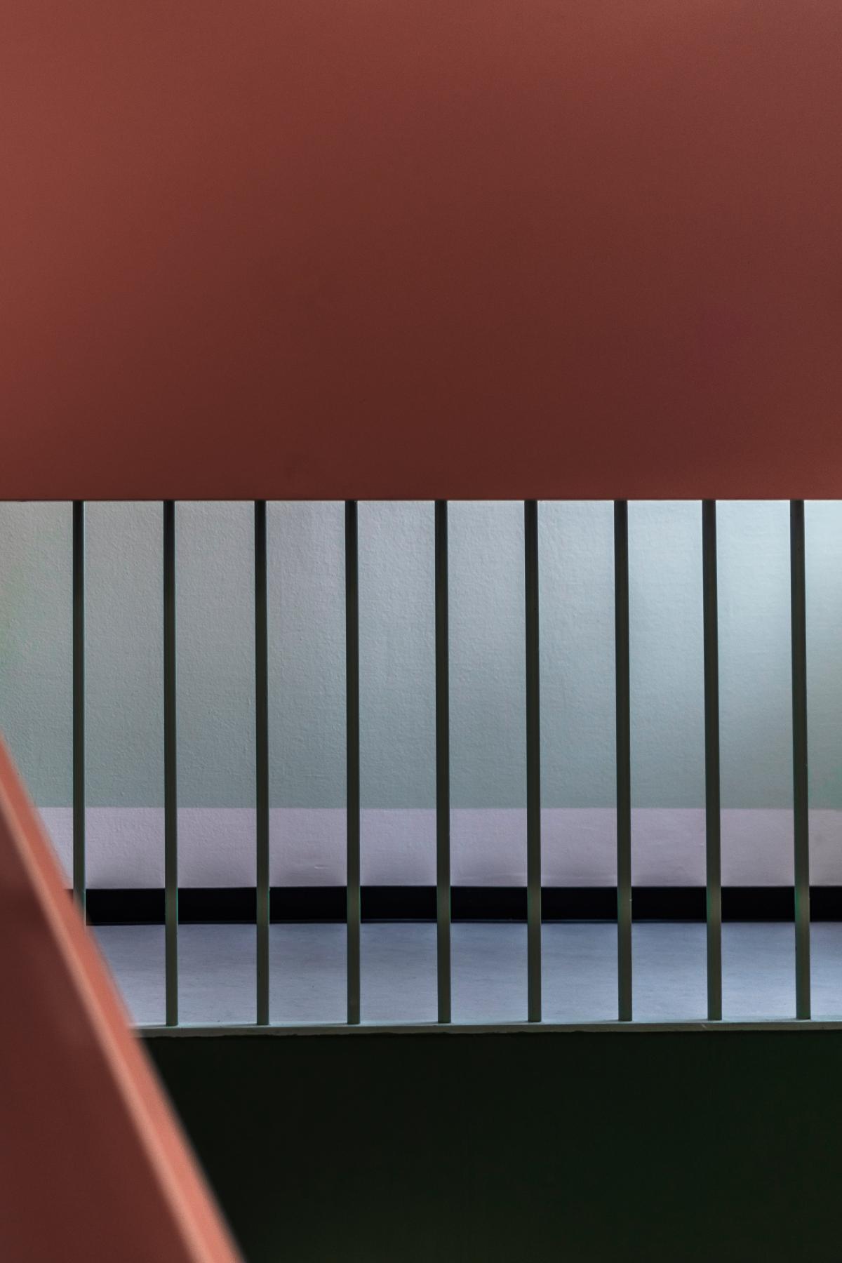 Railing Panel Pattern