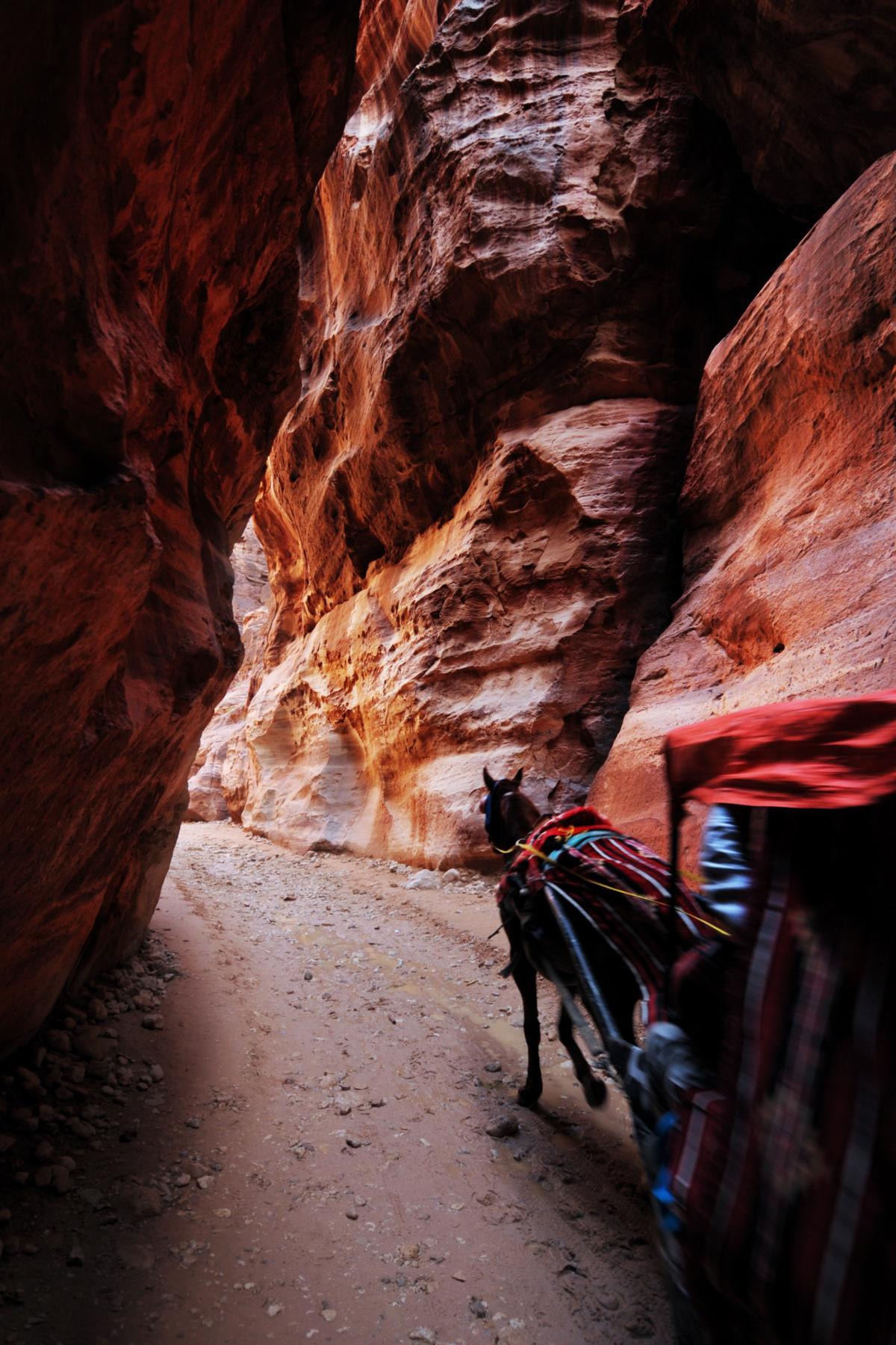 Canyon Cave Ravine