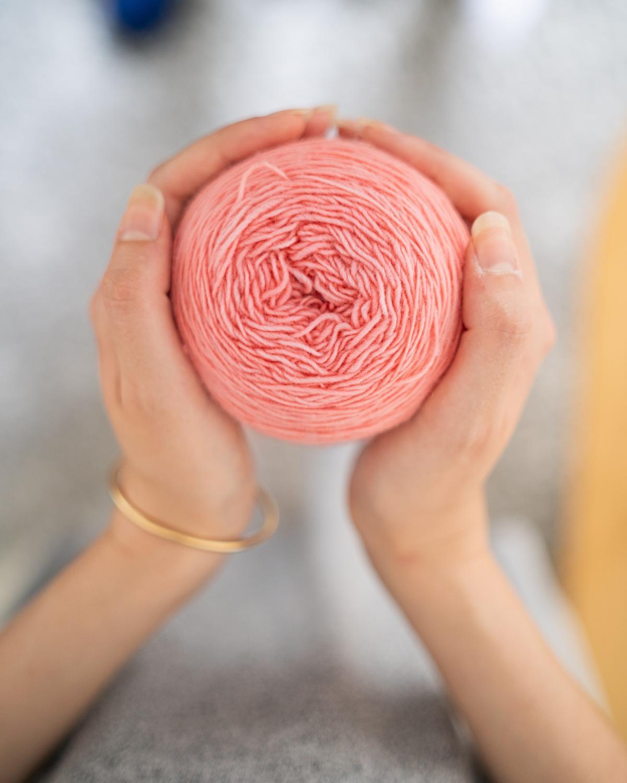 Rose Fingernail Flower