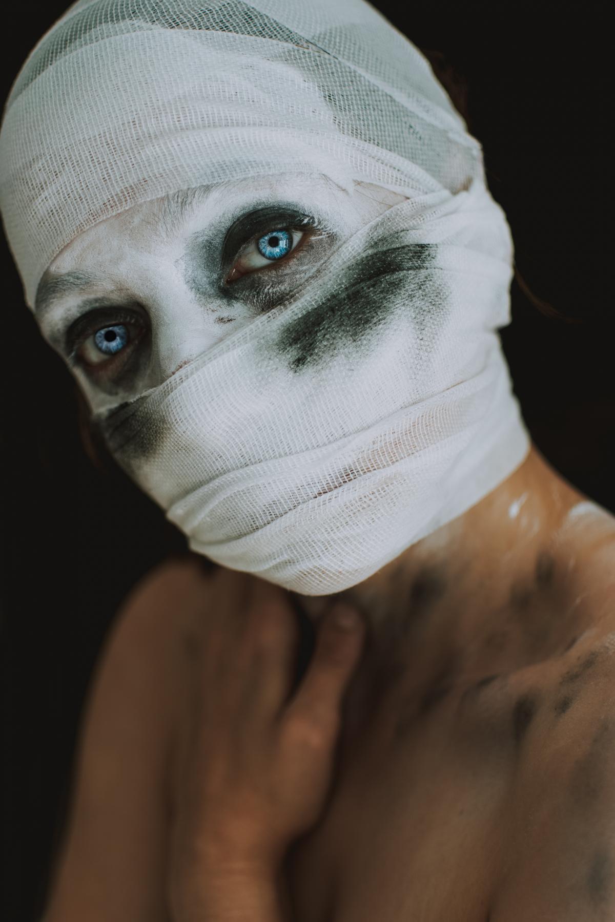 Mask Gag Restraint