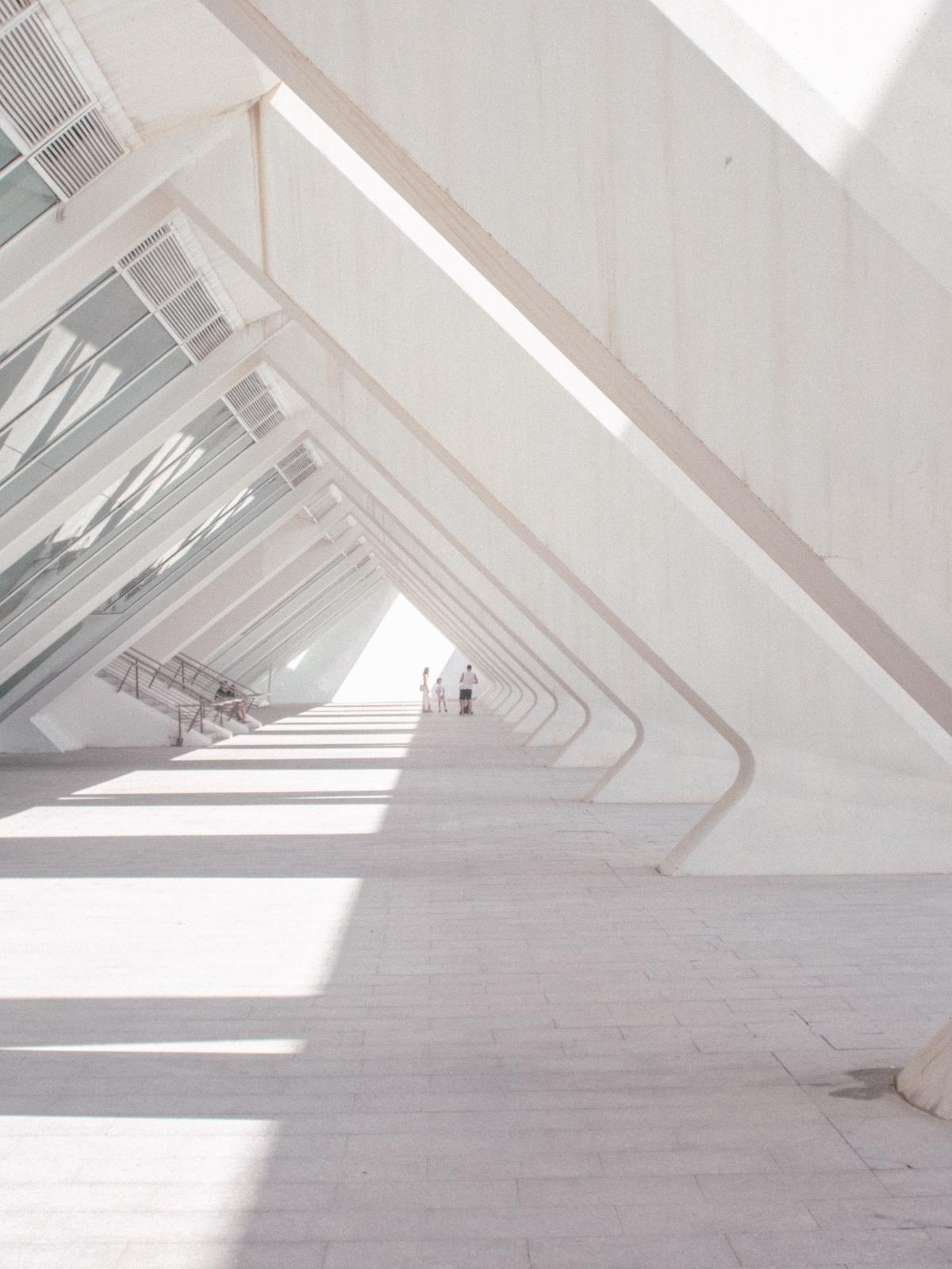 Stucco Architecture Interior
