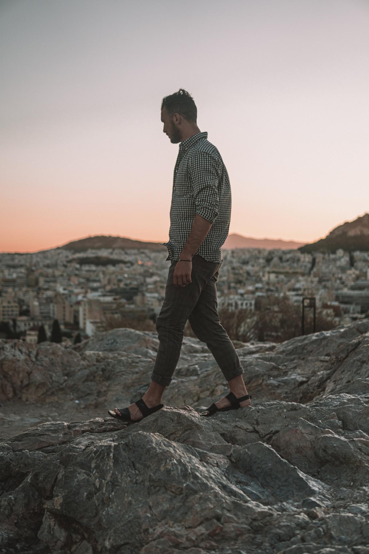 Mountain Rock Hiking