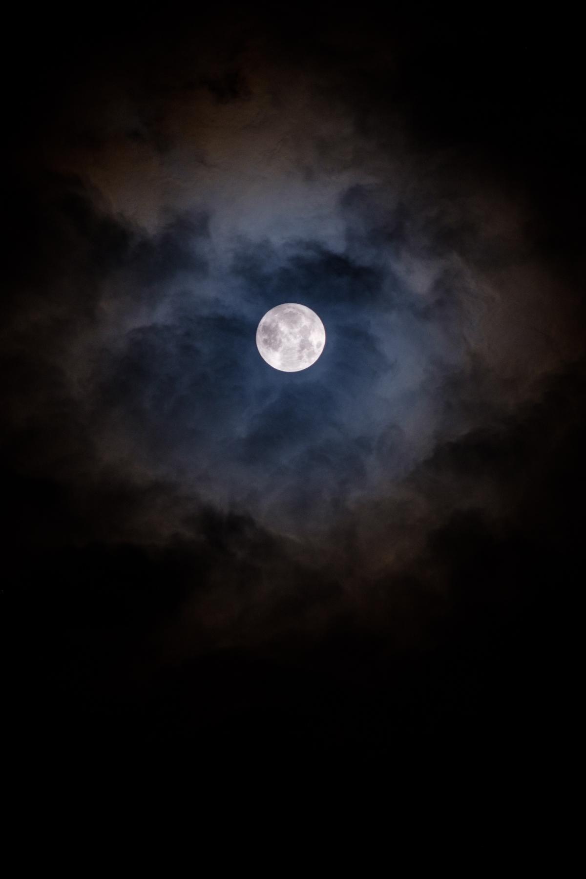 Moon Space Astronomy