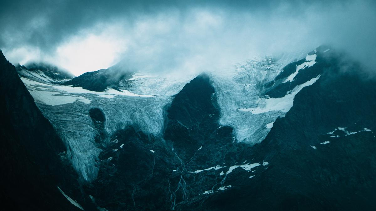 Glacier Mountain Snow #420033