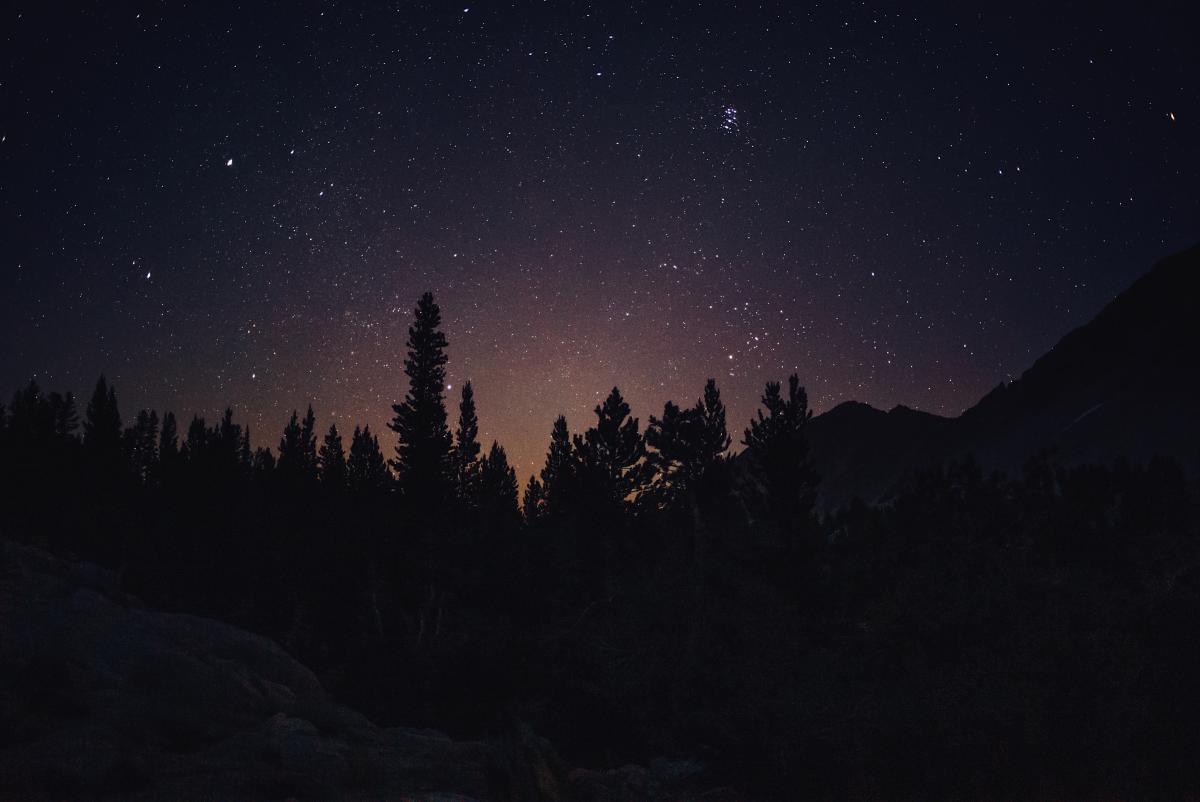 Star Celestial body Landscape #420045
