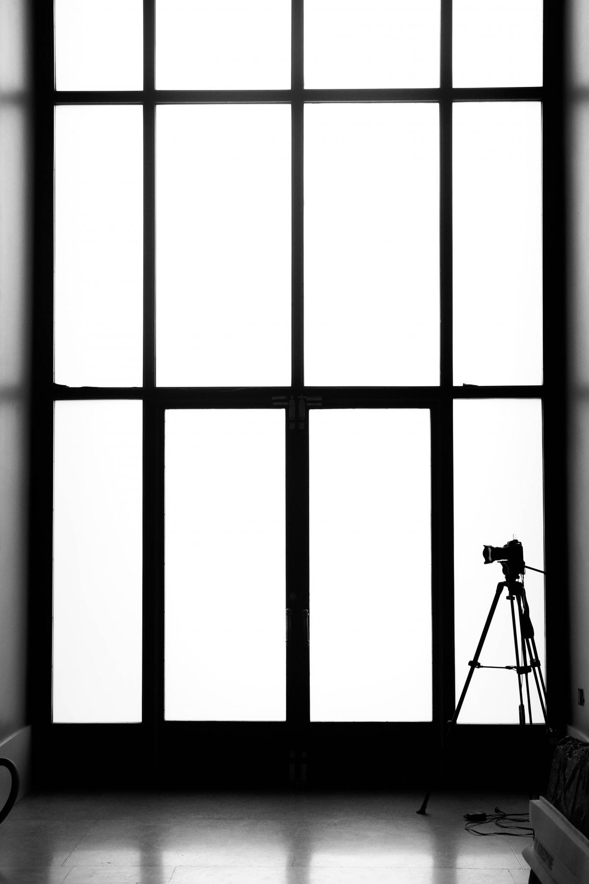 Frame Photographer Blank