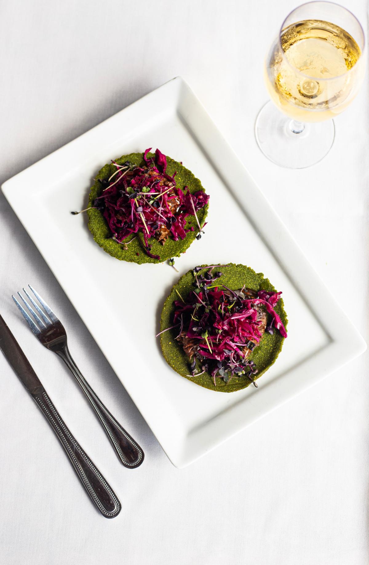 Fork Food Plate #420161