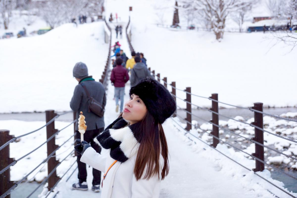 Girl winter model beautiful #42026