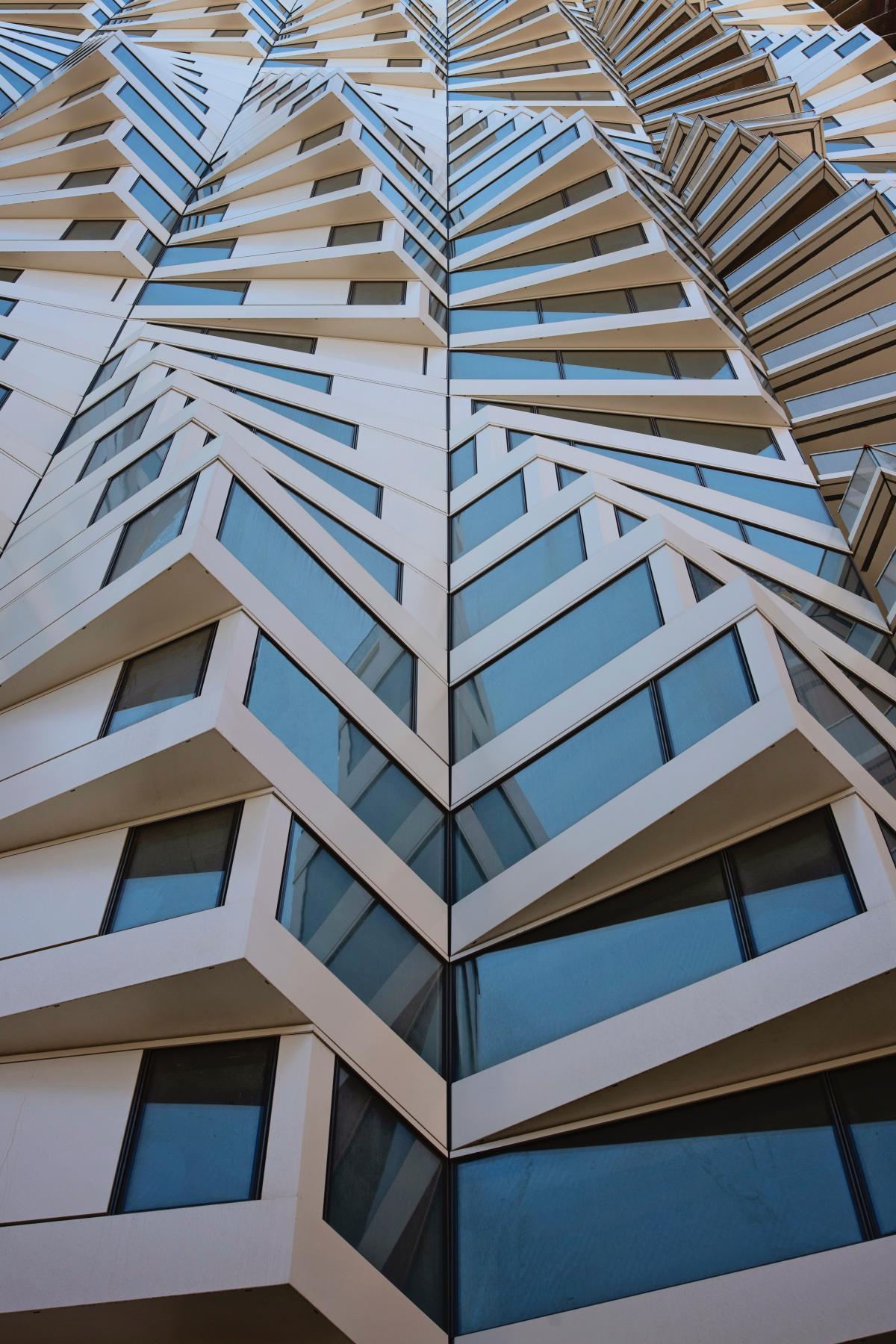 Architecture Window Building