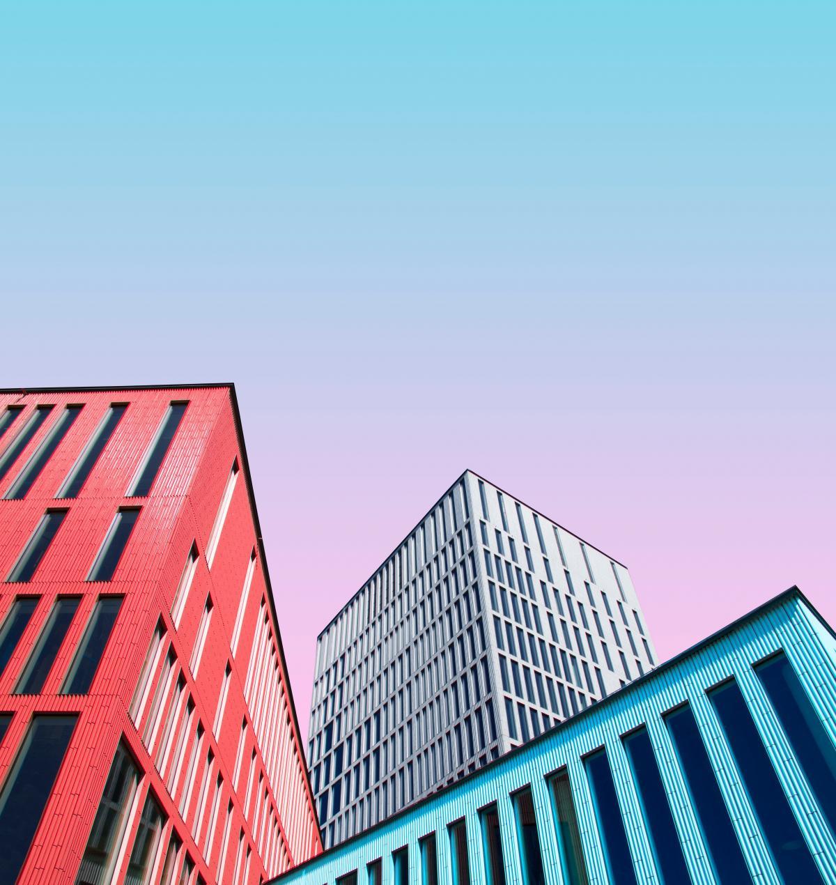 Skyscraper Architecture City #420565