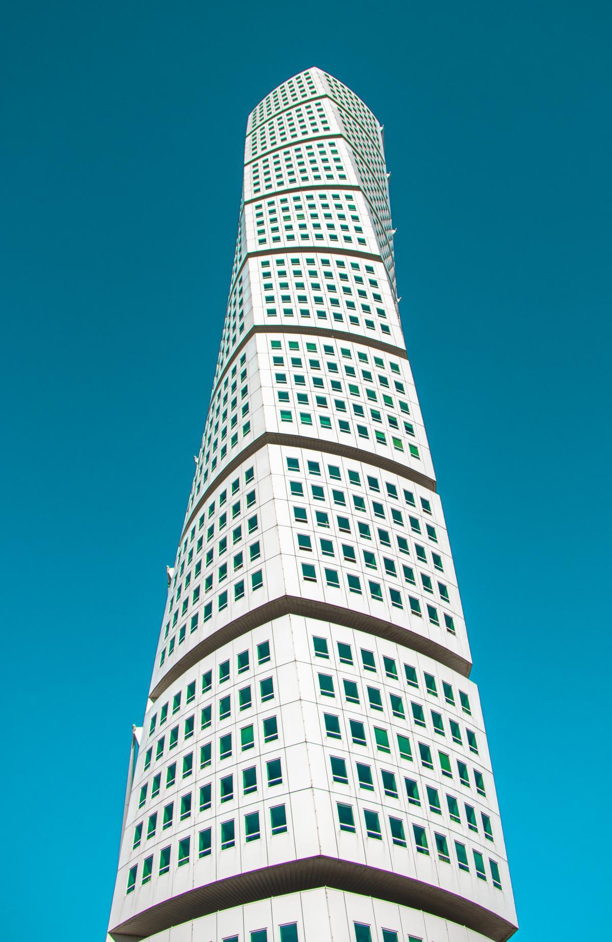 Skyscraper City Architecture #420889