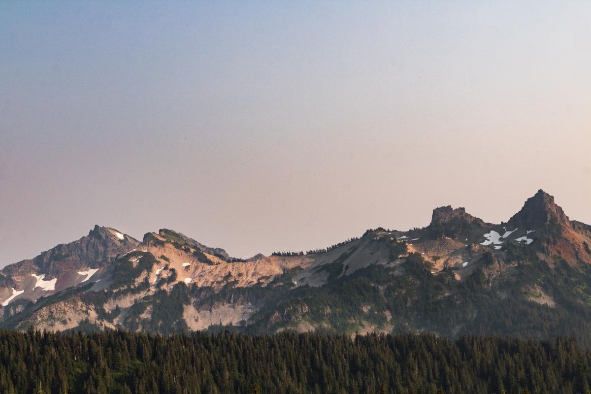 Range Mountain Landscape #420955